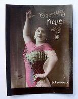 IMAGE CIGARETTES MELIA FEMME La Revertita - Photo Felix - Melia