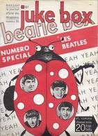 Juke Box. Numéro Spécial Beatles. Avril 1964 - Music