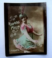 IMAGE CIGARETTES MELIA FEMME Miquette - Photo Felix - Melia
