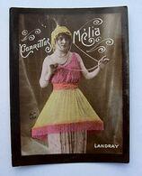 IMAGE CIGARETTES MELIA FEMME Landray - Photo Felix - Melia