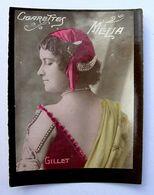 IMAGE CIGARETTES MELIA FEMME Gillet - Felix - Melia