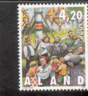 CEPT Nationale Feste Und Feiertage / Holiday Aelandinseln 140 ** Postfrisch, MNH, Neuf - Europa-CEPT