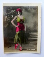 IMAGE CIGARETTES MELIA FEMME Rosinska - Photo Felix - Melia
