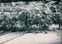 ! Sassnitz Auf Der Insel Rügen, Aufnahme 1938, Luftbild, Moderner Abzug, Nr. 35923, Format 18 X 12,5 Cm - Sassnitz