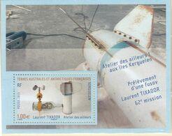 France TAAF 2013 Feuillet YT F683 Neuf - Blocks & Sheetlets