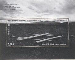 France TAAF 2013 Feuillet YT F684 Neuf - Blocks & Sheetlets
