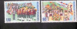 CEPT Nationale Feste Und Feiertage / Holiday Liechtenstein 1165 - 1166   ** Postfrisch, MNH, Neuf - Europa-CEPT