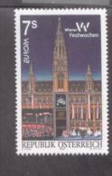CEPT Nationale Feste Und Feiertage / Holiday Oesterreich 2254  ** Postfrisch, MNH, Neuf - Europa-CEPT