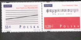 CEPT Nationale Feste Und Feiertage / Holiday Polen 3714 - 3715  ** Postfrisch, MNH, Neuf - Europa-CEPT