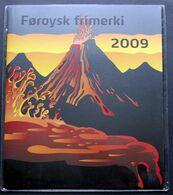 Faroe Islands Year 2009 Pack  Complete Map, (**)  ( Lot Kas) - Faeroër