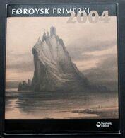Faroe Islands Year 2004 Pack  Complete Map, (**)  ( Lot Kas) - Faeroër