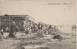 1907 Chatelaillon    La Plage - Châtelaillon-Plage