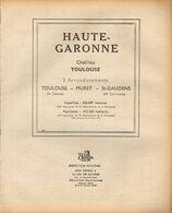 ANNUAIRE - 31 - Département Haute Garonne - Année 1948 - édition Didot-Bottin - Pub Cachou-Lajaunie - Telephone Directories
