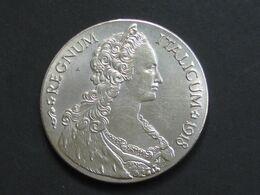 COPIE -  ÉRYTHRÉE - ROYAUME D'ITALIE - VICTOR-EMMANUEL III Tallero 1918 Rome  **** EN ACHAI IMMEDIAT **** - Erythrée