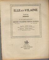 ANNUAIRE - 35 - Département Ile Et Vilaine - Année 1948 - édition Didot-Bottin - Telephone Directories