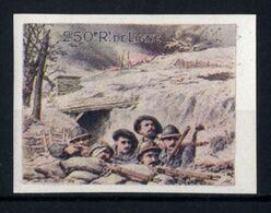 WW1- DELANDRE - 250e Rgt D'Infanterie  - ND - Vignette NEUVE ( Sans Traces De Charnières ) - NMNH - Erinnophilie