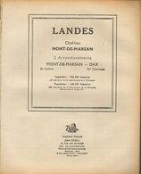 ANNUAIRE - 40 - Département Landes - Année 1948 - édition Didot-Bottin - Telephone Directories
