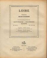 ANNUAIRE - 42 - Département Loire - Année 1948 - édition Didot-Bottin - Telephone Directories