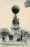 75 * Paris - Monument élevé Par L' Aéro Club De France En Mémoire Des Héros De La Guerre 1870-71 - Statues