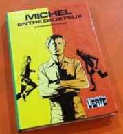 Georges Bayard Michel Entre Deux Feux    Illustrations De Philippe Daure (1978) Hachette Bibliothèque Verte - Books, Magazines, Comics