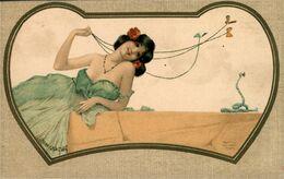 Illustrateur Illustrator Raphael Kirchner - Kirchner, Raphael