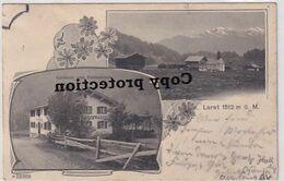 Laret Bei Davos - Gasthaus Zum Schwarzsee - 1919           (P-270-00624) - GR Grisons
