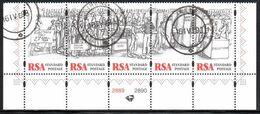 South Africa - 1997 Freedom Day Set (o) # SG 960a , Mi 1047-1051 - Sud Africa (1961-...)