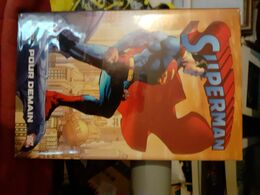Azzarello & Jim Lee Superman Pour Demain  Panini Comics - Superman