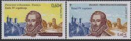 N° 4698 La Paire. Timbres Séparés. ** - Unused Stamps