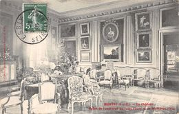 Montry (77) - Le Château - Salon De L'entrevue De Jules Favre Et De Bismarck - Ohne Zuordnung