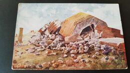 Ruine D'Ani - Illustrator Fetvadjian - Armenia