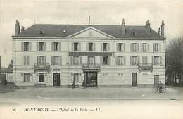 45* MONTARGIS La Poste    RL03,0827 - Montargis