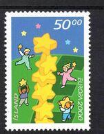 CEPT Sternenturm Island 953 MNH Postfrisch ** - 2000