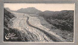 La Belalp 4 H De Brigue La Massa  Glacier Aletsch 129 Km2 - Cailler 75  - Chocolat Au Lait - Texte Au Dos  (~10 X 6 Cm) - Nestlé