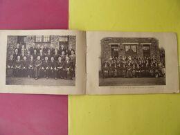 Livret AUBY LES DOUAI Les Oeuvres Paroissiales 1932 Catholiques Chorale Patronage + AUBY ASTURIES  = 16 Photos - Auby