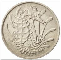 Singapour, 10 Cents, 1981 - Singapore