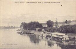 Corbeil Essonne, Les Bords De La Seine, Faubourg Saint Germain - Corbeil Essonnes