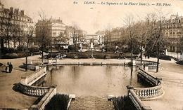 030 925 - CPA - France (21)  Côte D'Or - Dijon - Lot De 5 Cartes - Dijon