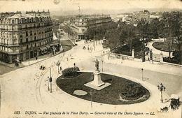 030 934 - CPA - France (21)  Côte D'Or - Dijon - Lot De 5 Cartes - Dijon