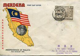 Malaya - 1957 Independence Day, - Lot. 589 - Federated Malay States