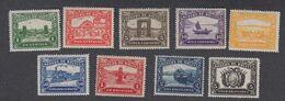 Bolivia, Scott #not Issued, Mint Never Hinged, Commemoration Of The Guaqui-La Paz Railroad, Issued 1915 - Bolivia