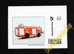 BRD - Marke Individuell - Feuerwehrauto Fire Car - Sapeurs-Pompiers