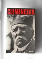 Jean-Baptiste Duroselle. Clemenceau. - Storia