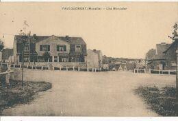 57) FAULQUEMONT : Cité Monzaier - Faulquemont