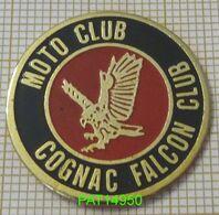 MOTO CLUB COGNAC FALCON CLUB   AIGLE - Motorräder