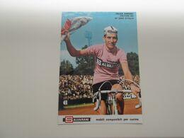 SEDRINA: Cycliste - Felice Gimondi (FOTO !!!!!) - Ciclismo