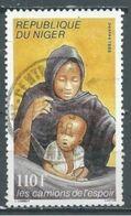 Niger YT N°715 Les Camions De L'espoir Oblitéré ° - Níger (1960-...)