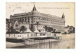 06 - CANNES - Hôtel Carlton Et Bains De La Croisette - 335 - Cannes