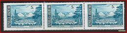 ARGENTINA 1971 -1972 Generale San Martin E Paesaggi  Tierra Del Fuego    MINT  GJ  1523 MO WM - Argentina