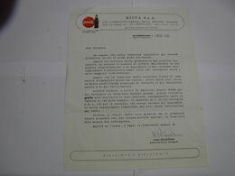 CORNIGLIANO   -- GENOVA  -- RICCA  S.P.A. --- IMBOTTIGLIAMENTO BIBITA  -- COCA  COLA - Italy